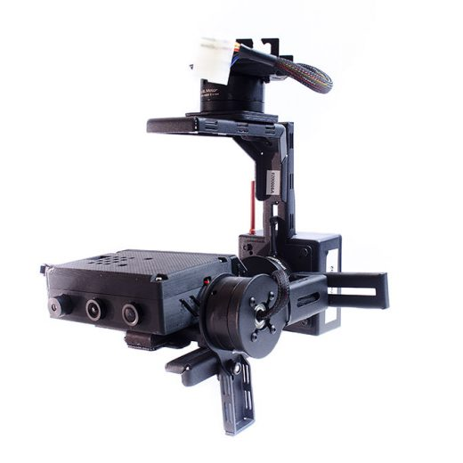 Tri-Vu Gimbal and Camera Combination